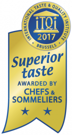 ITQI Superior Taste Award 2017