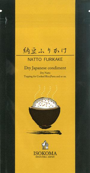 natto furikake